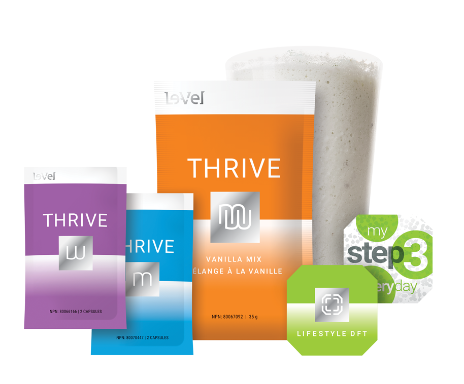 THRIVE by Le-Vel