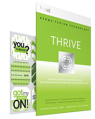 THRIVE DFT - Thrive Derma Fusion Technology