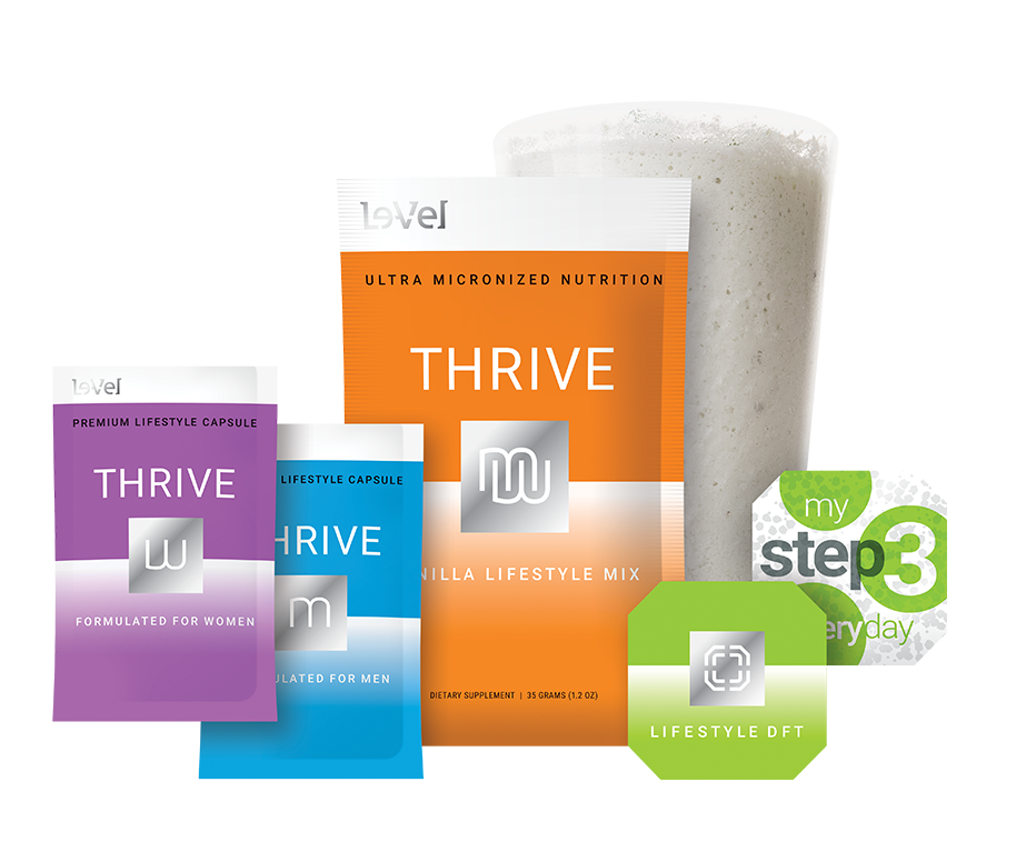 The Thrive Experience Thrive By Le Vel Le Vel