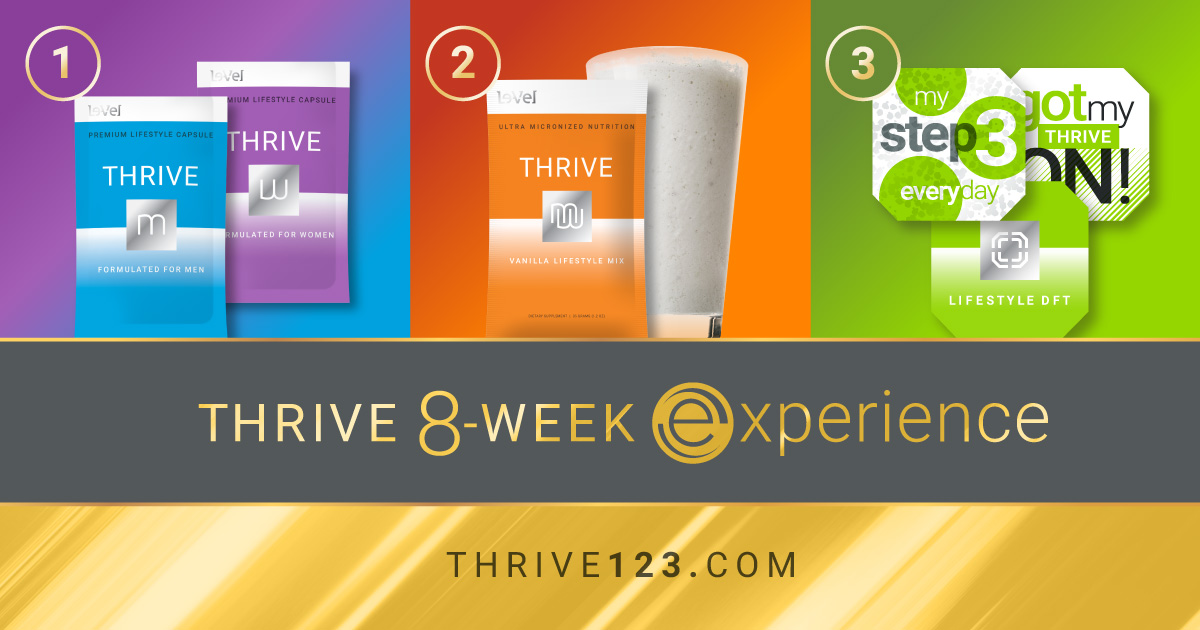 Thrive By Le Vel The 1 Health