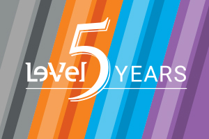 Le-Vel 5 Year Anniversary