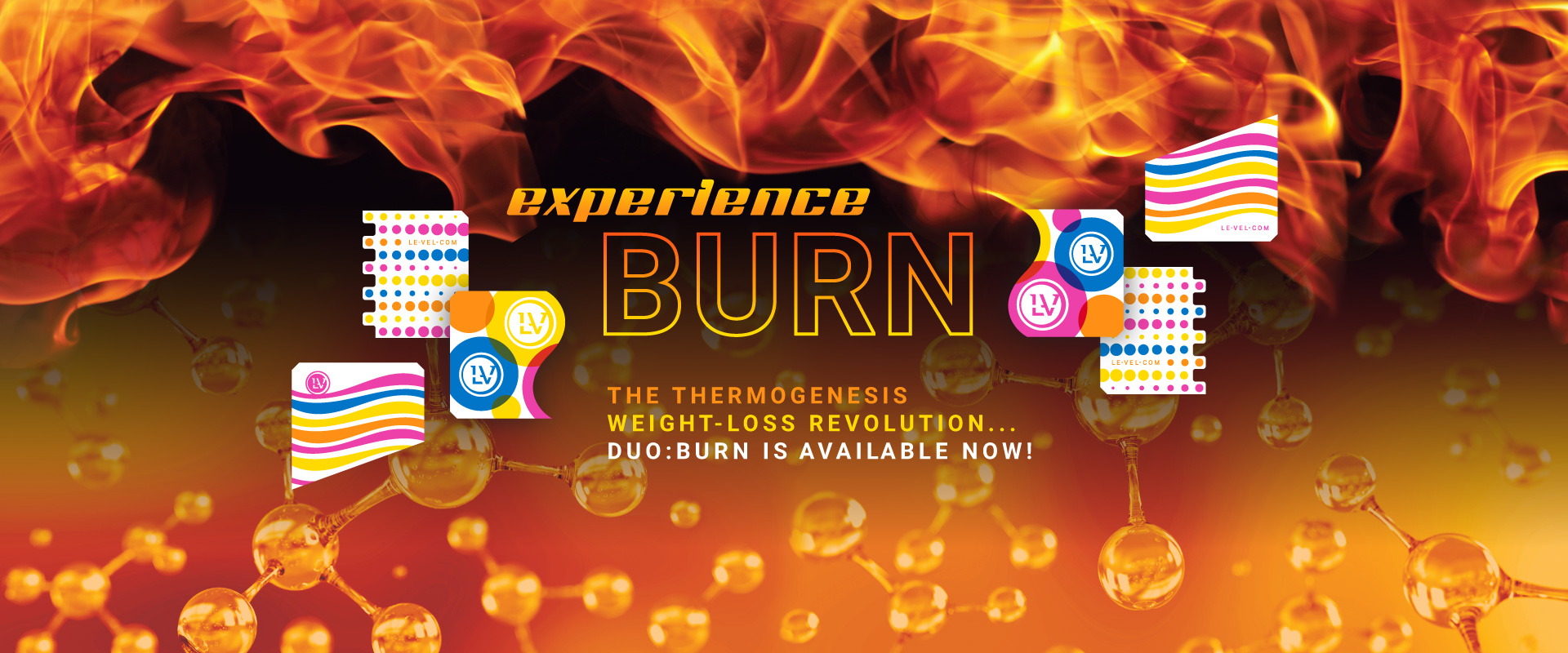 THRIVE DFT DUO : BURN