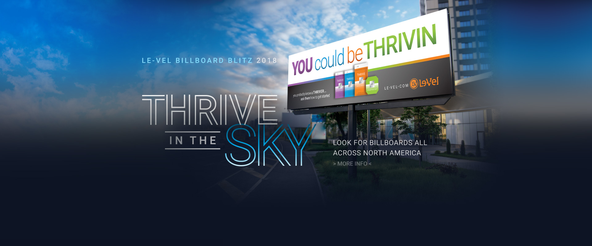 THRIVE Billboard BLITZ