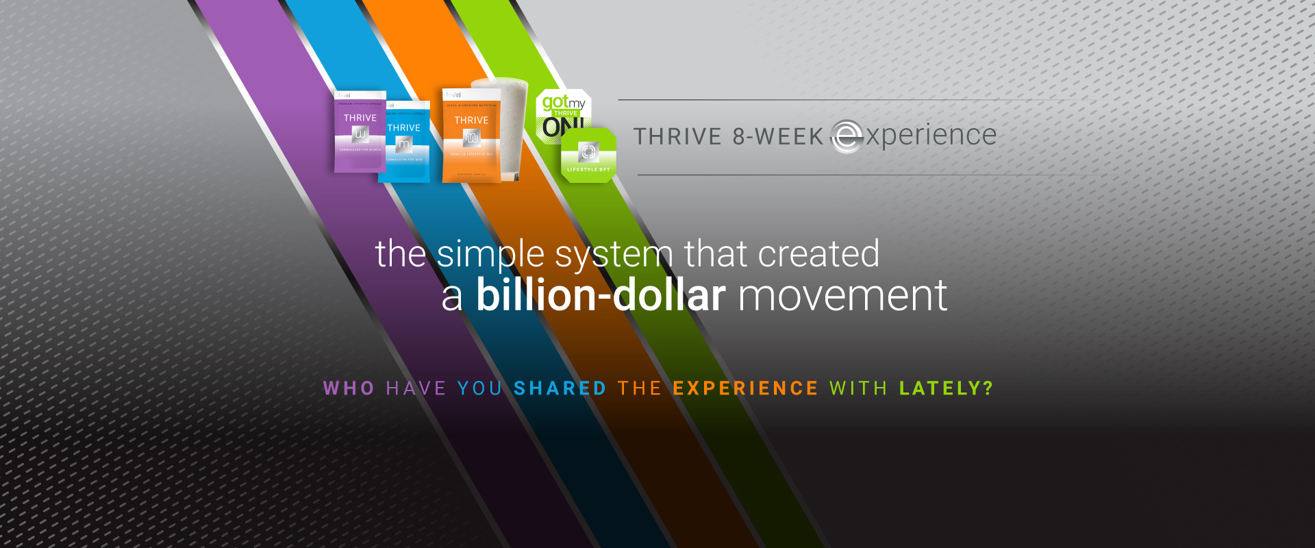 THRIVE Billion-Dollar Movement