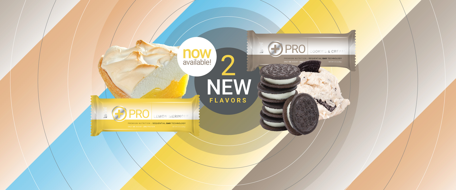 THRIVE PRO Bars - New Flavors!