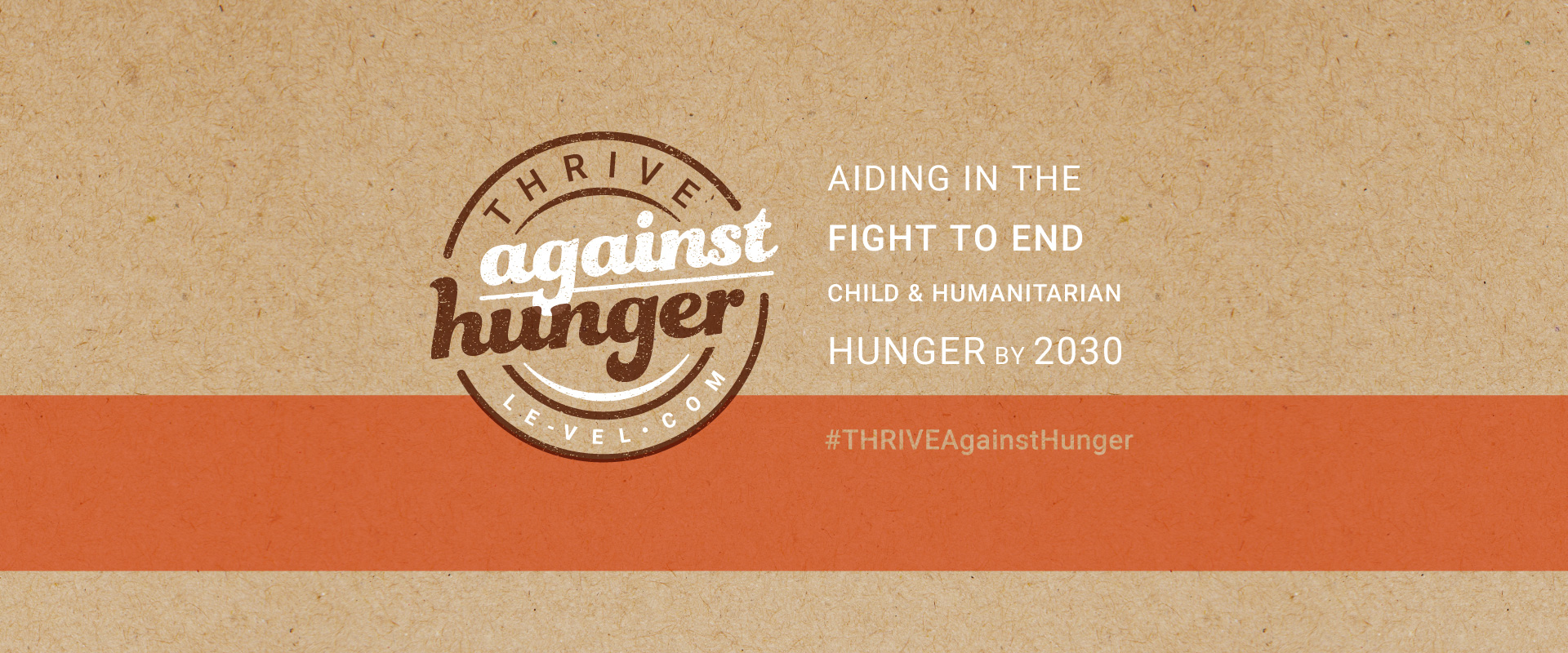THRIVE Nourish : THRIVE Against Hunger