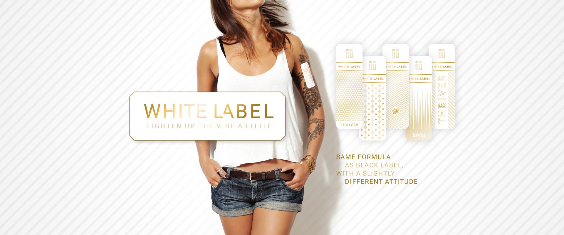 THRIVE DFT White Label