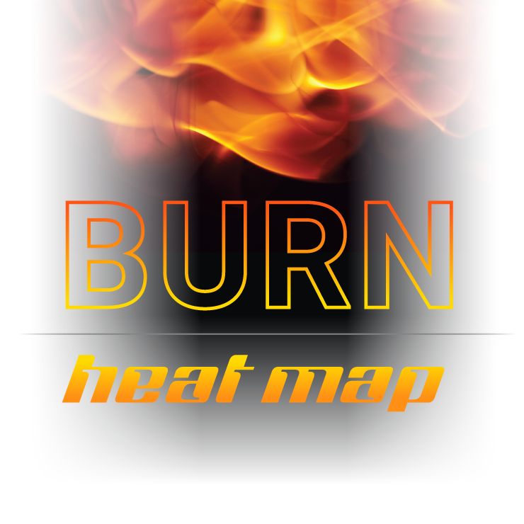 Burn Heatmap