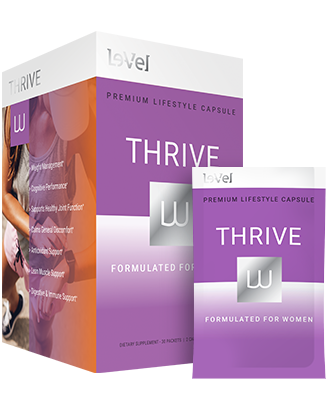 THRIVE W - Thrive Supplement  for Women