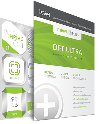 THRIVE Plus DFT Ultra - Le-Vel Thrive DFT Ultra