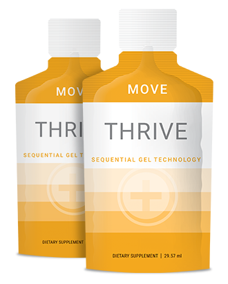 THRIVE Plus SGT Move - Thrive Plus Move Gel