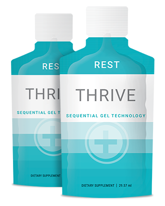 THRIVE Plus SGT Rest - Thrive Plus Rest Gel