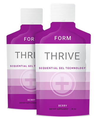 THRIVE Plus SGT Form - Collagen Supplement