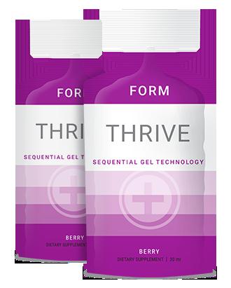 THRIVE Plus SGT Form - Collagen Supplement | Le-Vel