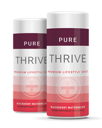 THRIVE Plus - Pure Premium Lifestyle Shot