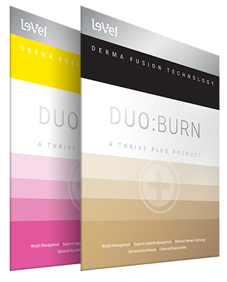 Le-Vel DUO : BURN