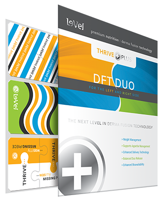 Le-Vel DFT DUO THRIVE Weight Management