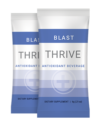 THRIVE Plus Blast - Thrive Blast Supplement