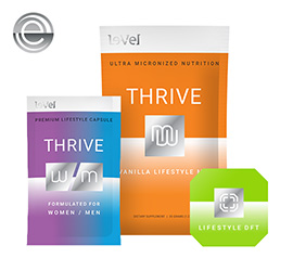 THRIVE Experience - Lifestyle Pack + DFT with Fusion 2.0
