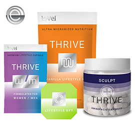 THRIVE Experience with SCULPT