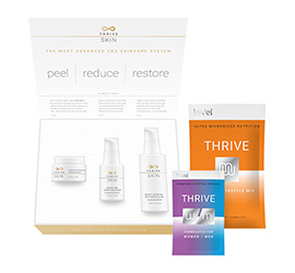 THRIVE Skin + Lifestyle Pack