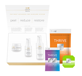 THRIVE Skin + Lifestyle Pack + DFT