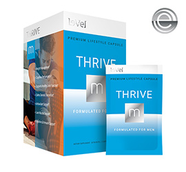 THRIVE 2.0 M - Men's Lifestyle Capsule