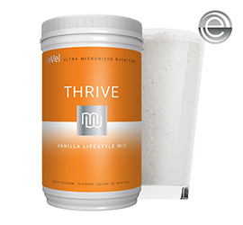 THRIVE 2.0 Premium Vanilla Lifestyle Mix - Canister