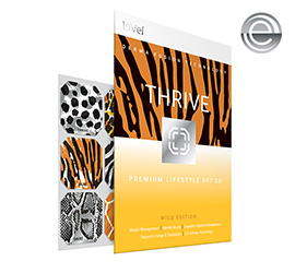 THRIVE Premium Lifestyle DFT WILD with Fusion 2.0
