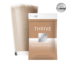 THRIVE 2.0 Premium Chocolate Lifestyle Mix - Single Serve
