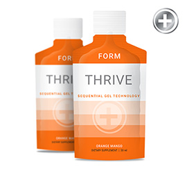 THRIVE Plus - SGT Form Orange Mango