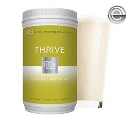 THRIVE Premium Apple Pie Lifestyle Mix - Canister