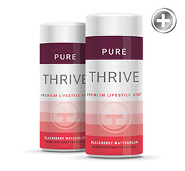 THRIVE Plus - Pure Blackberry Watermelon