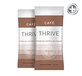 THRIVE Plus - Café