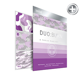 THRIVE Plus - BURN DFT Purple Camo