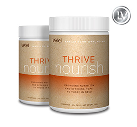 THRIVE Nourish - Vanilla Nutritional Aid Mix